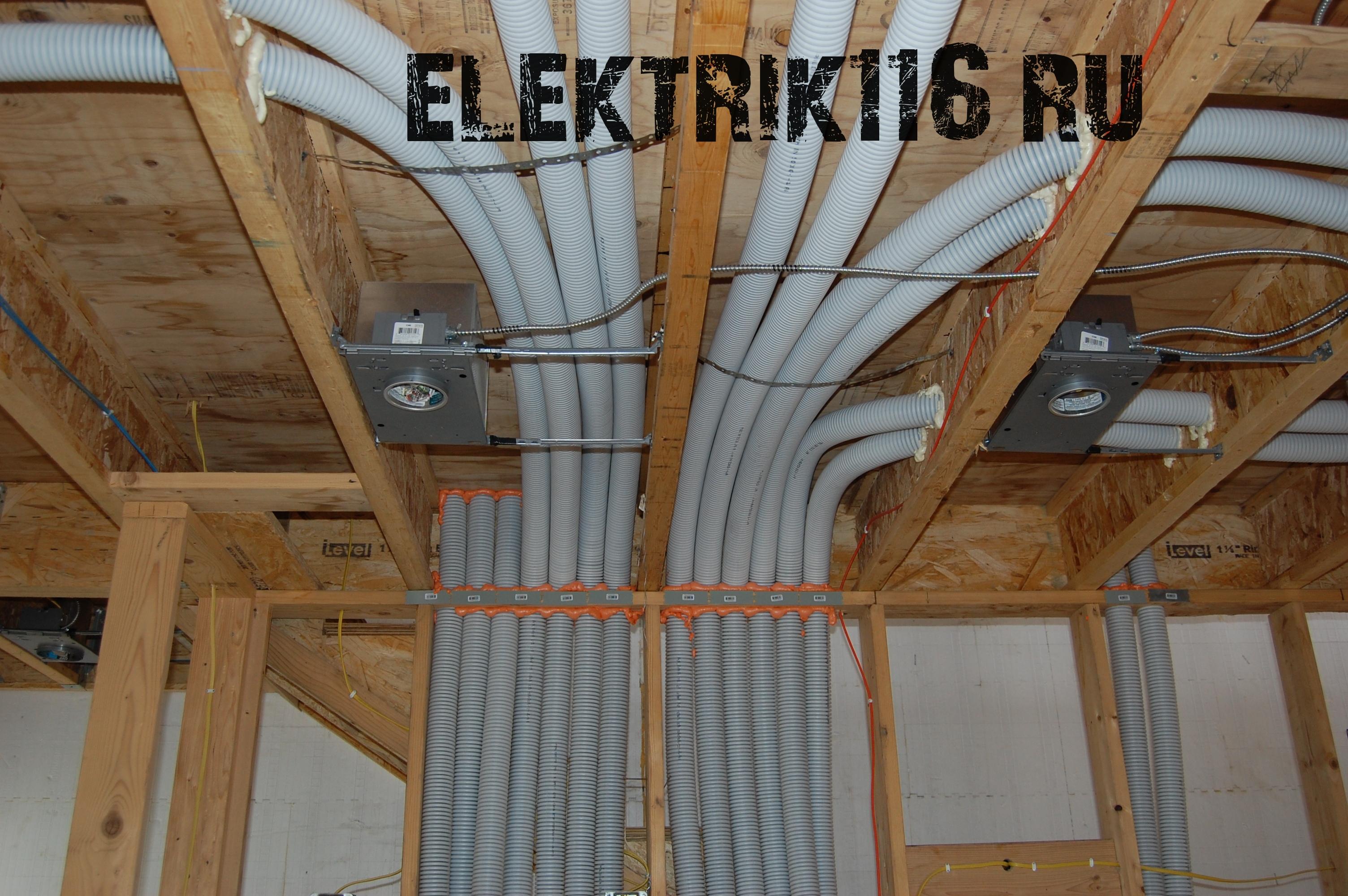 Правильная вентиляция в каркасном доме своими руками